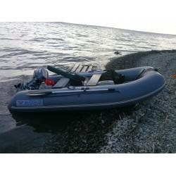 Лодки Флагман с надувным дном