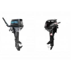 Обзор подвесных 2-х тактных лодочных моторов Hidea и Mikatsu