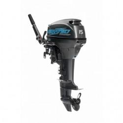 Обзор 2-х тактного лодочного мотора Mikatsu 15 л.с.