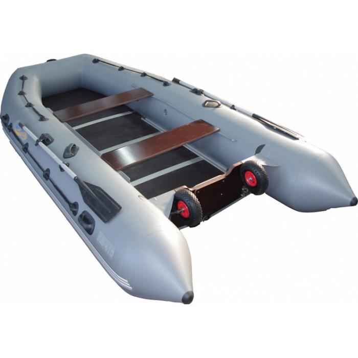 Лодка ПВХ Адмирал 410: отзывы, характеристики, фото
