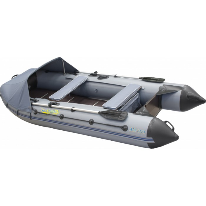 Лодка ПВХ Адмирал Classic 320С (LUX): отзывы, характеристики, фото