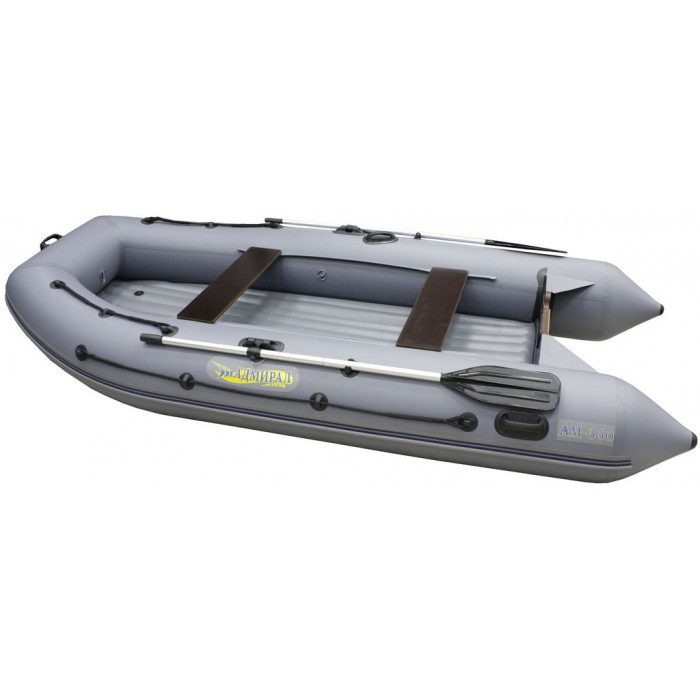 Лодка ПВХ Адмирал НДНД 350HD
