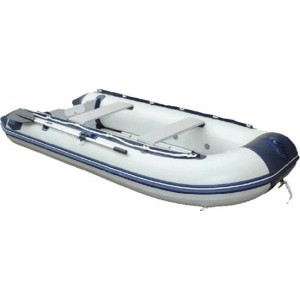 Лодка ПВХ Barrakuda 380 жд