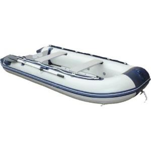 Лодка ПВХ Barrakuda 380 жд: отзывы, характеристики, фото 3