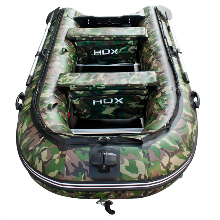 Лодка ПВХ HDX Carbon 300: отзывы, характеристики, фото
