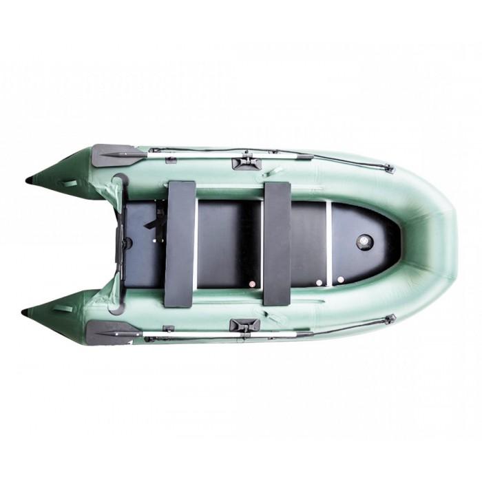 Лодка ПВХ HDX Classic 280: отзывы, характеристики, фото