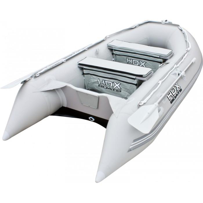 Лодка ПВХ HDX Oxygen 300: отзывы, характеристики, фото