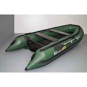 Лодка ПВХ Solar 380 Jet: отзывы, характеристики, фото 1