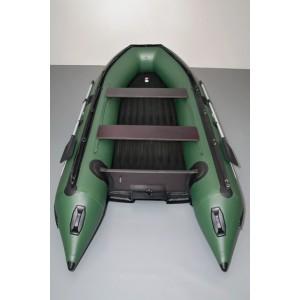 Лодка ПВХ Solar 380 Jet: отзывы, характеристики, фото 2
