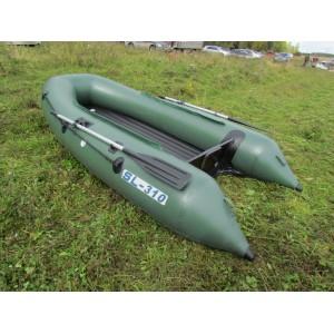 Лодка ПВХ Solar SL-310: отзывы, характеристики, фото 1