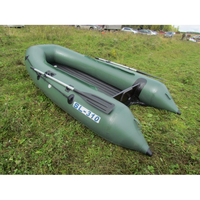 Лодка ПВХ Solar SL-310: отзывы, характеристики, фото
