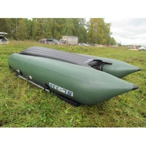 Лодка ПВХ Solar SL-310: отзывы, характеристики, фото 3