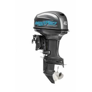 Отзывы о 2х-тактном лодочном моторе Хендай M40FES: отзывы, характеристики, фото 3