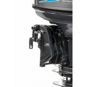 Отзывы о 2х-тактном лодочном моторе Хендай M40FES: отзывы, характеристики, фото 7
