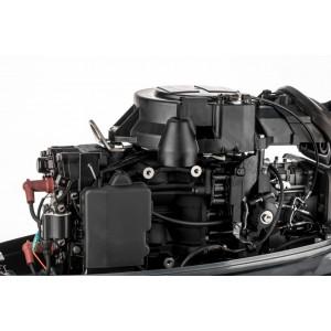 Отзывы о 2х-тактном лодочном моторе Хендай M40FES: отзывы, характеристики, фото 9