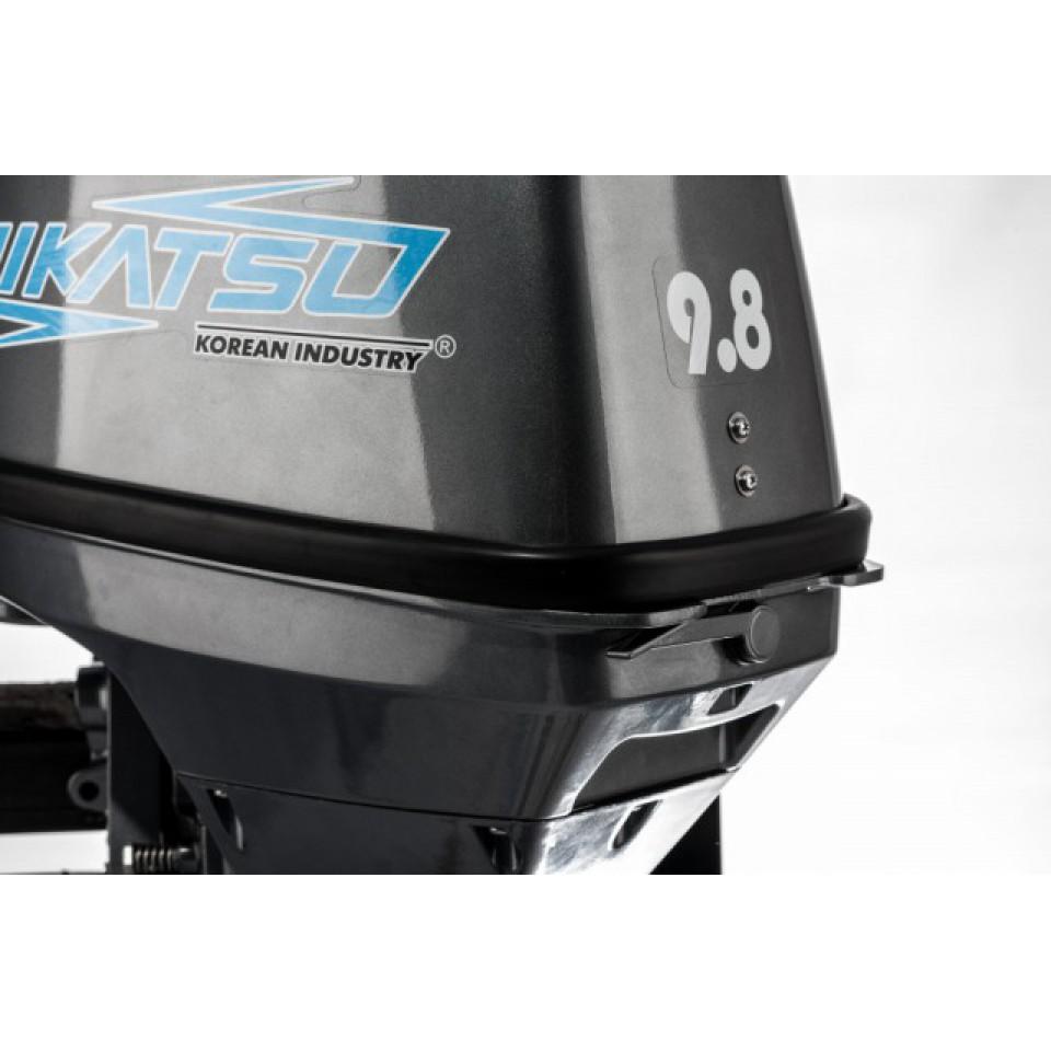подвесной мотор tohatsu 8