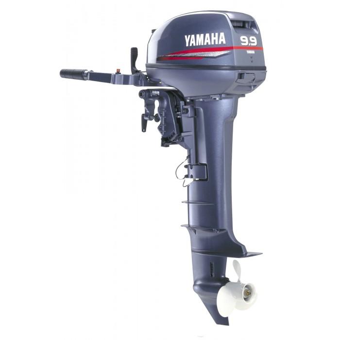 2х-тактный лодочный мотор Yamaha 9.9 FMHS: отзывы, характеристики, фото