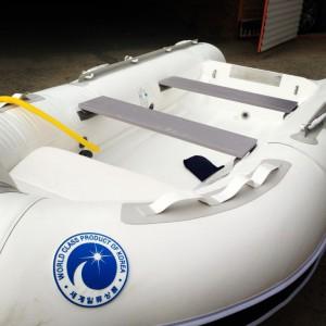 Лодка РИБ Stormline Standard 360: отзывы, характеристики, фото 9