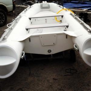 Лодка РИБ Stormline Standard 360: отзывы, характеристики, фото 1