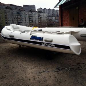 Лодка РИБ Stormline Standard 360: отзывы, характеристики, фото 5