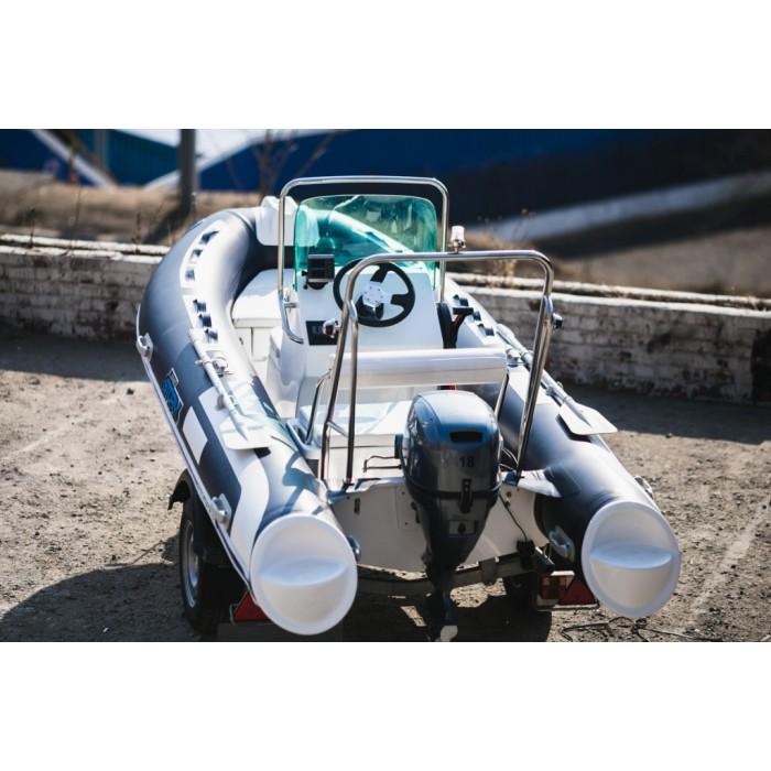 Лодка РИБ Stormline Extra 400: отзывы, характеристики, фото