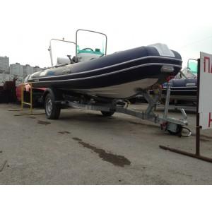 Лодка РИБ Stormline Extra 400: отзывы, характеристики, фото 9