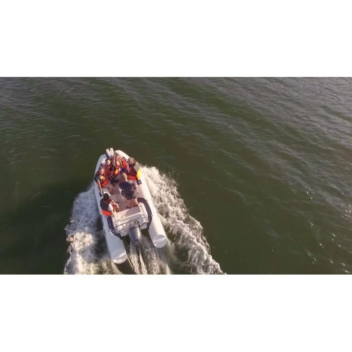 Лодка РИБ Stormline Luxe 420: отзывы, характеристики, фото