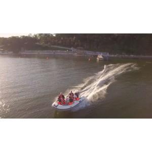 Лодка РИБ Stormline Luxe 420: отзывы, характеристики, фото 7