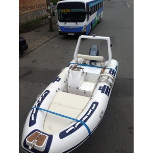 Лодка РИБ Stormline Luxe River Drive 500