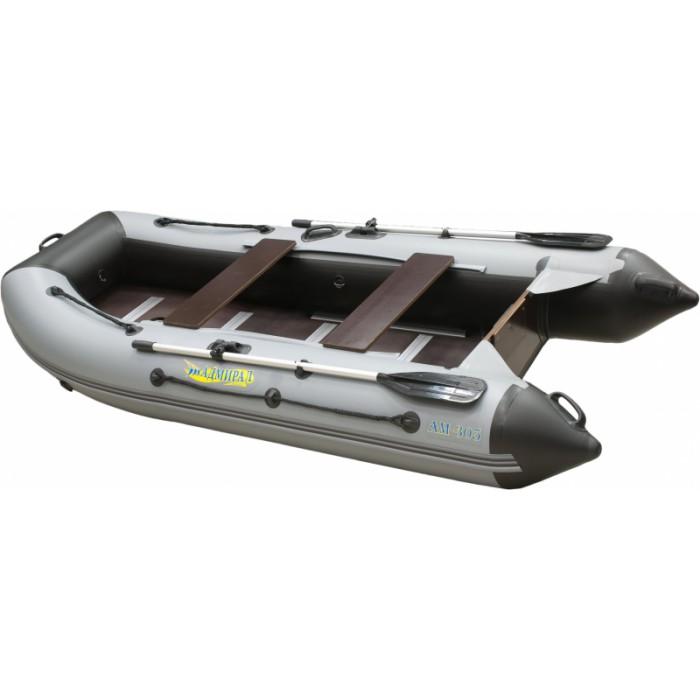 Лодка ПВХ Адмирал Classic 305C: отзывы, характеристики, фото