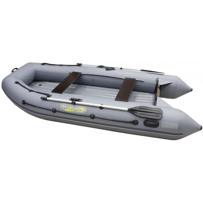 Лодка ПВХ Адмирал НДНД 350HD: отзывы, характеристики, фото