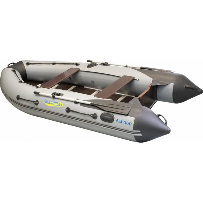 Лодка ПВХ Адмирал Sport 360S: отзывы, характеристики, фото