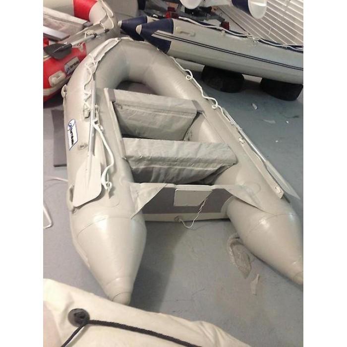 Лодка ПВХ Barrakuda 330 жд: отзывы, характеристики, фото