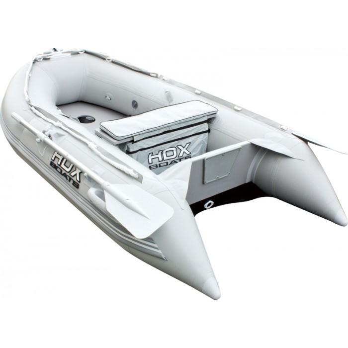 Лодка ПВХ HDX Oxygen 240: отзывы, характеристики, фото