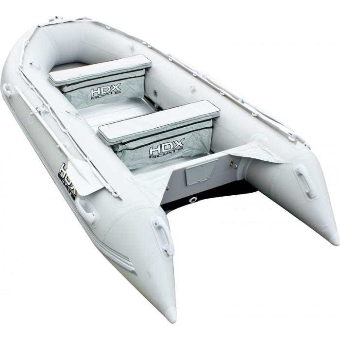 Лодка ПВХ HDX Oxygen 390: отзывы, характеристики, фото