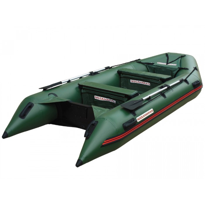 Лодка ПВХ Nissamaran Tornado 380: отзывы, характеристики, фото