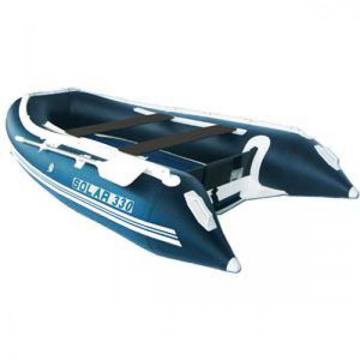 Лодка ПВХ Solar 330: отзывы, характеристики, фото