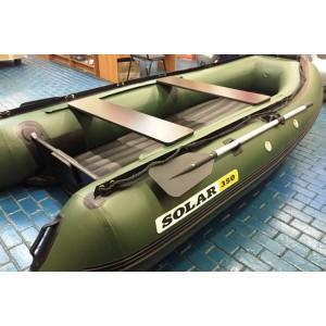Лодка ПВХ Solar 350: отзывы, характеристики, фото 1
