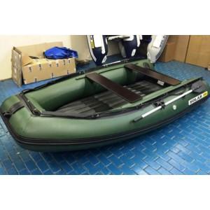 Лодка ПВХ Solar 350: отзывы, характеристики, фото 2
