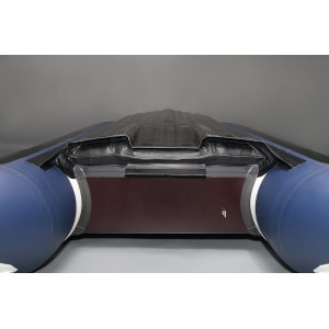 Лодка ПВХ Solar 450 Jet: отзывы, характеристики, фото 4