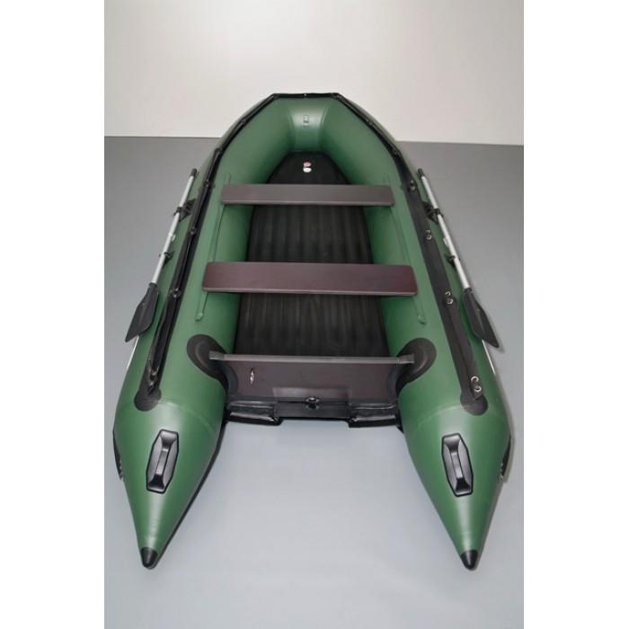 Лодка ПВХ Solar 600 Jet: отзывы, характеристики, фото