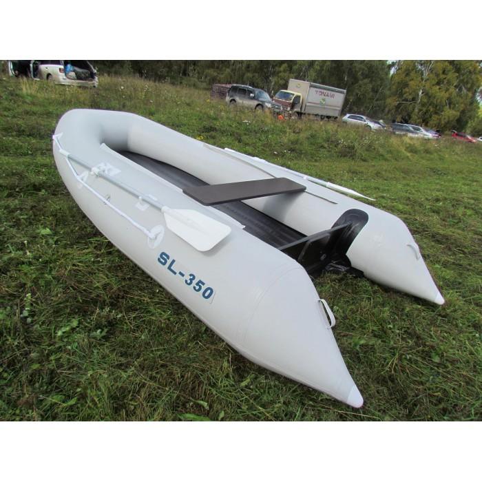 Лодка ПВХ Solar SL-350: отзывы, характеристики, фото