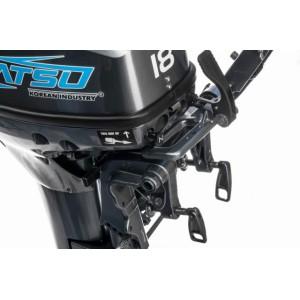 Отзывы о лодочном моторе Mikatsu M18FHS (2х-тактный): отзывы, характеристики, фото 5