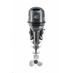 Отзывы о 2х-тактном лодочном моторе Хендай M40FES: отзывы, характеристики, фото 1