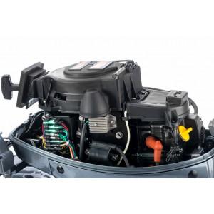 Отзывы о 4х-тактном лодочном моторе Микатсу (Хундай) MF8HS: отзывы, характеристики, фото 8