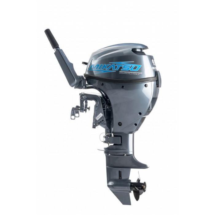 отзывы о 4х-тактном лодочном моторе Mikatsu (Hyundai) MF9.9HS: отзывы, характеристики, фото