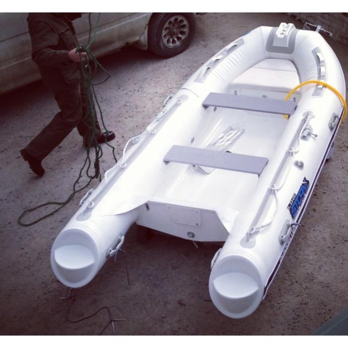 Лодка РИБ Stormline Standard 360: отзывы, характеристики, фото
