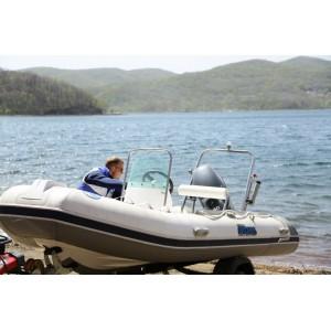 Лодка РИБ Stormline Standard Console 400: отзывы, характеристики, фото 12
