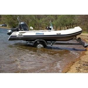 Лодка РИБ Stormline Standard Console 400: отзывы, характеристики, фото 2