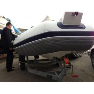 Лодка РИБ Stormline Luxe 420: отзывы, характеристики, фото 2